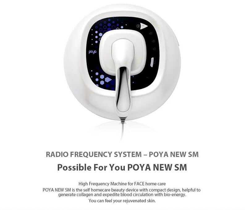 POYA Q7 RF wired anti-aging system 1