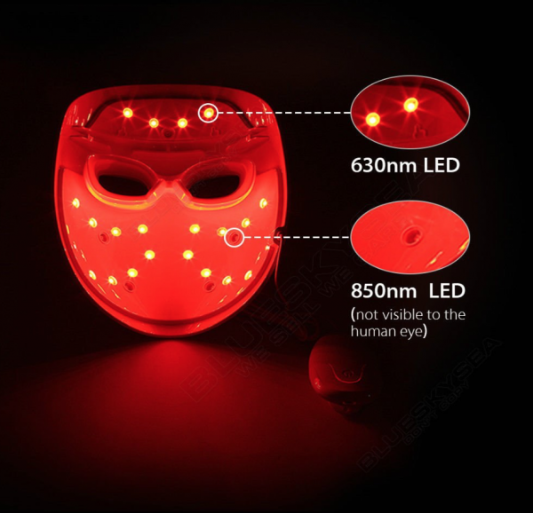 SOLLUME ESTHE LED LIGHT MASK 4