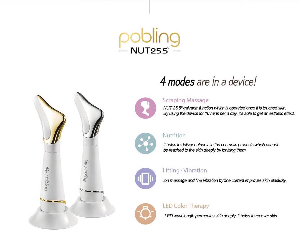 Pobling Mini Ion Applicator NUT 25.5 6