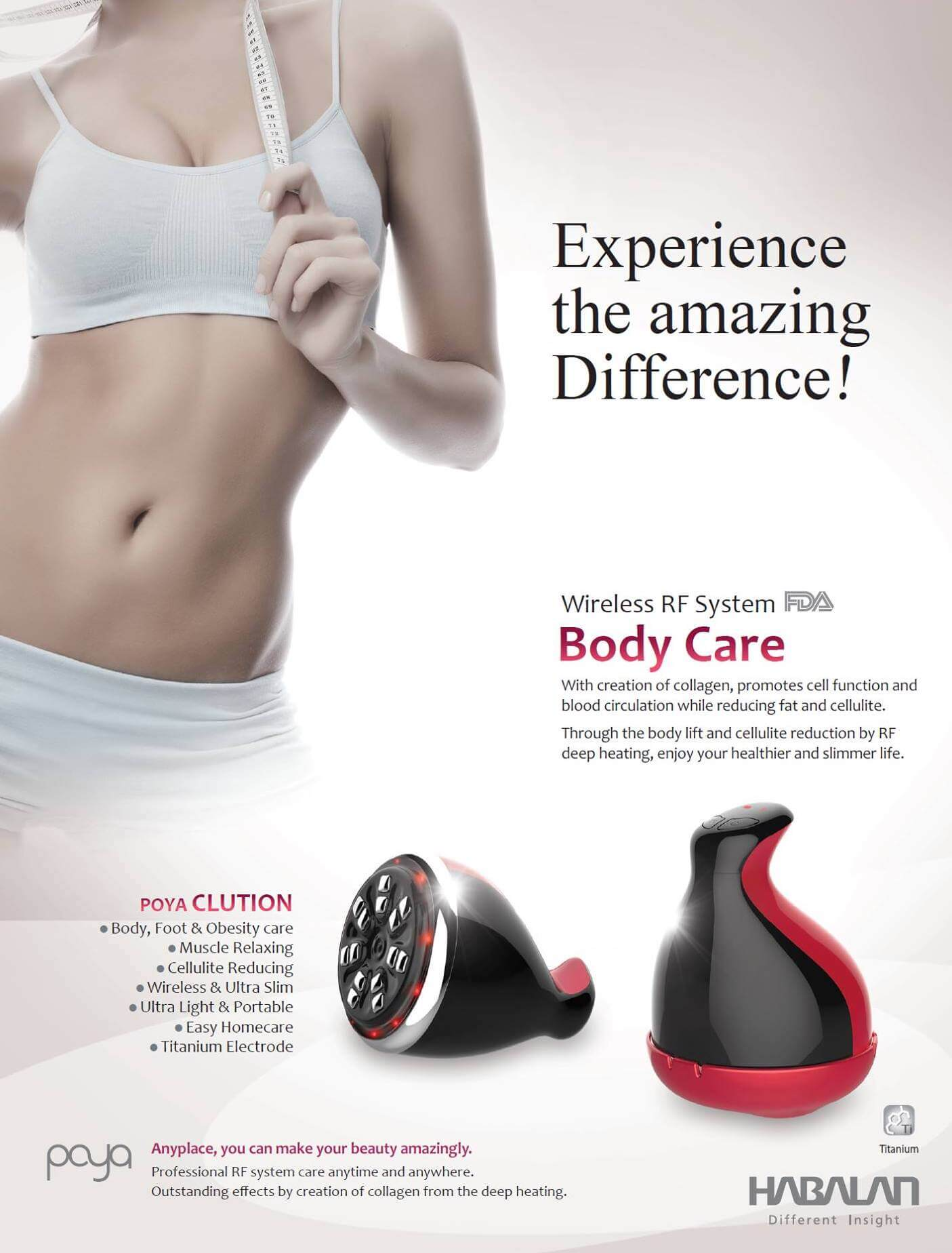 Poya Clution RF High-Frequency Massager 14
