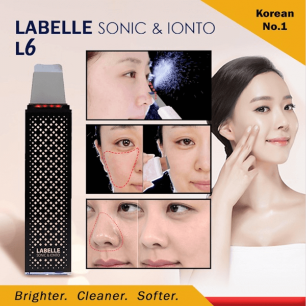 Labelle 6 Ultrasonic & ION Scrubber 2