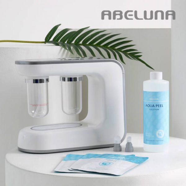 New Abeluna M-200 aqua-peeling machine 1