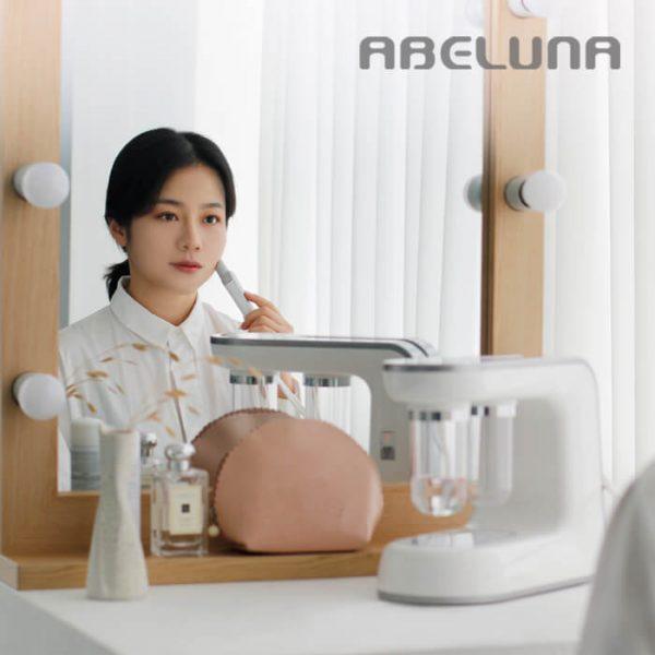 New Abeluna M-200 aqua-peeling machine 3