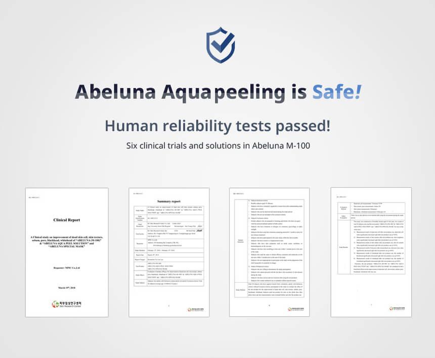 New Abeluna M-200 aqua-peeling machine 22