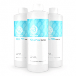 Abeluna aqua-peel solution 3 bottles