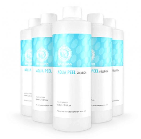 Abeluna aqua-peel solution 5 bottles