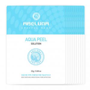 Abeluna aqua-peel mask packs 10